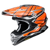 Shoei VFX-EVO Glaive Helmet Orange