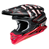 Shoei VFX-EVO Grant 3 Helmet Red