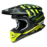 Shoei VFX-EVO Grant 3 Helmet Yellow