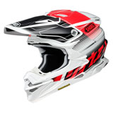 Shoei VFX-EVO Zinger Helmet Red