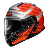 Shoei Neotec II Splicer Modular Helmet Orange
