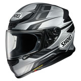 Shoei RF-1200 Rumpus Helmet Silver/Black