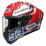Shoei X-Fourteen Marquez 5 Helmet Red