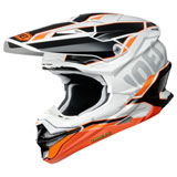 Shoei VFX-EVO Allegiant Helmet Orange