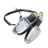 Sicass Racing Mini Stalk Flex LED Turn Signals