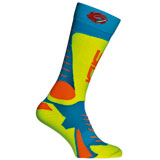 Sidi Tony Socks Light Blue/Yellow