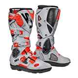 Sidi Crossfire 3 SRS Boots Red Flo/Ash