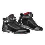 Sidi SDS Gas Motorcycle Riding Shoes Black