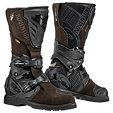 Sidi Adventure 2 Gore Tex Boots Brown
