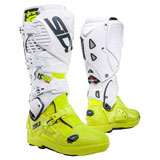 Sidi Crossfire 3 SRS Cairoli LE Boots Yellow/White