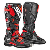 Sidi Crossfire 3 TA Boots Red Flo/Black
