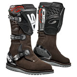 Sidi Trial Zero.1 Boots Brown