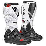 Sidi Crossfire 3 SRS Boots Black/White