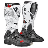 Sidi Crossfire 3 TA Boots Black/White
