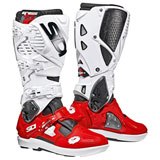 Sidi Crossfire 3 SRS Boots Black/Red/White