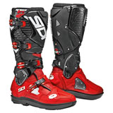 Sidi Crossfire 3 SRS Boots Red/Red/Black