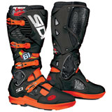 Sidi Crossfire 3 SRS Jorge Prado LE Boots Black/Flo Orange