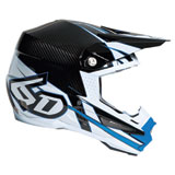 6D ATR-1 Electric Carbon Helmet 2016