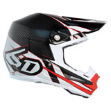 6D ATR-1 Electric Carbon Helmet