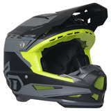 6D ATR-2 Sector Helmet Matte Grey/Black