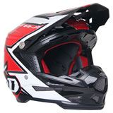 6D ATR-2 Strike Helmet Red