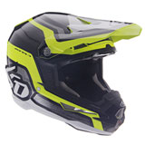 6D ATR-1 Fuse Helmet Yellow/Black