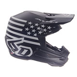 6D ATR-1 Tactical Helmet Black