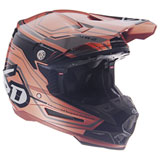 6D ATR-2 Circuit Helmet Copper