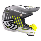 6D ATR-2 Motion Helmet Neon Yellow