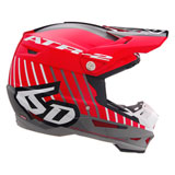 6D ATR-2 Motion Helmet Red