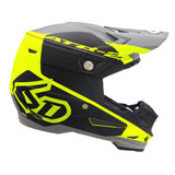 6D ATR-2 Shadow Helmet Neon Yellow