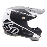 6D ATR-2 Shadow Helmet White/Black