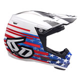 6D Youth ATR-2Y Patriot Helmet Red/White/Blue