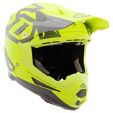 6D ATR-1 Switch Helmet Yellow/Grey
