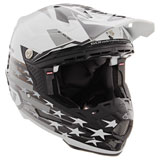 6D ATR-2 Patriot LE Helmet White