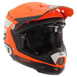 6D Youth ATR-2Y Stripe Helmet Orange