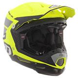 6D Youth ATR-2Y Stripe Helmet Yellow