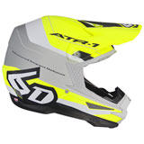 6D ATR-1 Pace Helmet Yellow/Grey