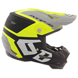 6D ATR-2 Helo Helmet Yellow/Grey