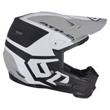 6D ATR-2 Helo LE Helmet White/Grey/Black