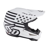 6D ATR-1 Tactical Helmet Matte White
