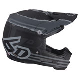 6D Youth ATR-2Y Danger Boy Helmet Matte Black