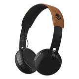 Skullcandy Grind On-The-Ear Wireless Headphones Black/Black/Tan