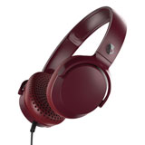 Skullcandy Riff On-The-Ear Headphones Moab Red