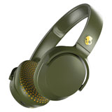 Skullcandy Riff On-The-Ear Wireless Headphones Olive