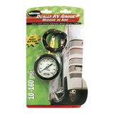 Slime Dually RV Tire Pressure Gauge