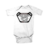 Smooth Industries Daddy's Pit Board 1 Piece Speed Romper