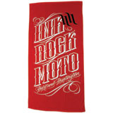 Smooth Industries H & H Ink Rock Moto Beach Towel