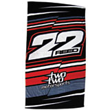 Smooth Industries Two Two Motorsports Beach Towel