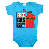 Smooth Industries Free Gas 1 Piece Infant Romper